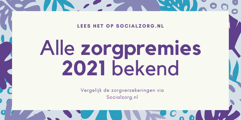 zorgpremies-2021